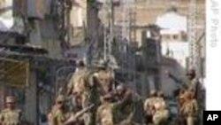 Pakistan's Anti-Taliban Offensive