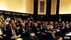 Washington'daki Kürt konferansına katılan BDP heyeti