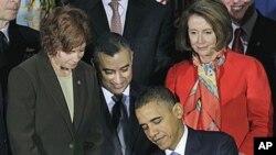 美國總統奧巴馬簽署立法取消了'不問不說'政策