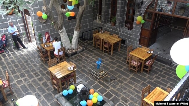 Diyarbakır'ın Tarihi Evleri