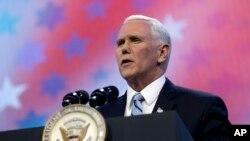 El vicepresidente de EE.UU., Mike Pence, ha expresado el respaldo de Washington a los países bálticos.