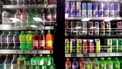 Quiz - Study Finds Possible Link between Sugary Drinks and Cancer