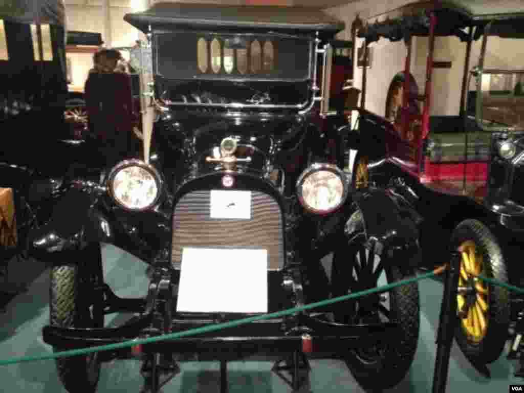 Dodge - 1915-ci il