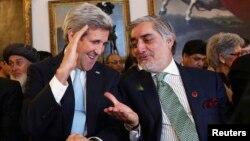Kerry on Afghanistan