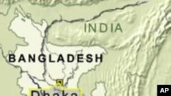 ঢাকায় পুলিশ সন্দেহভাজন জঙ্গীদের আস্তানায় খেলনা রাইফেল, জিহাদি বই, বিস্ফোরক পেয়েছে