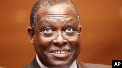 Razão para sorrir? Manuel Vicente, vice presidente de Angola