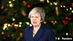 Waziri Mkuu wa Uingereza, Theresa May