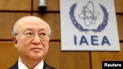 Tổng giám đốc cơ quan Nguyên tử năng Quốc tế Yukiya Amano