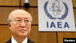 Kepala IAEA Yukiya Amano hari Kamis (28/11) mengatakan lembaganya butuh waktu untuk memantau kesepakatan nuklir Iran (foto: dok).