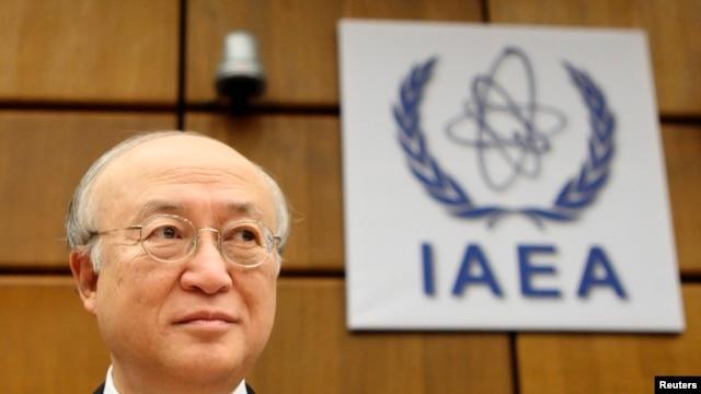 Direktor Medjunarodne agencije za atomsku energiju Jukija Amano.