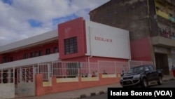 Escola Primária Nº 74 - Comandante Dangereux, Malanje, Angola