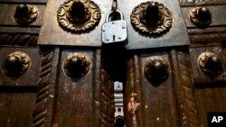 دروازه مسجد جامع کشمیر