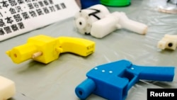 Plastični pištolji iz 3D štampača