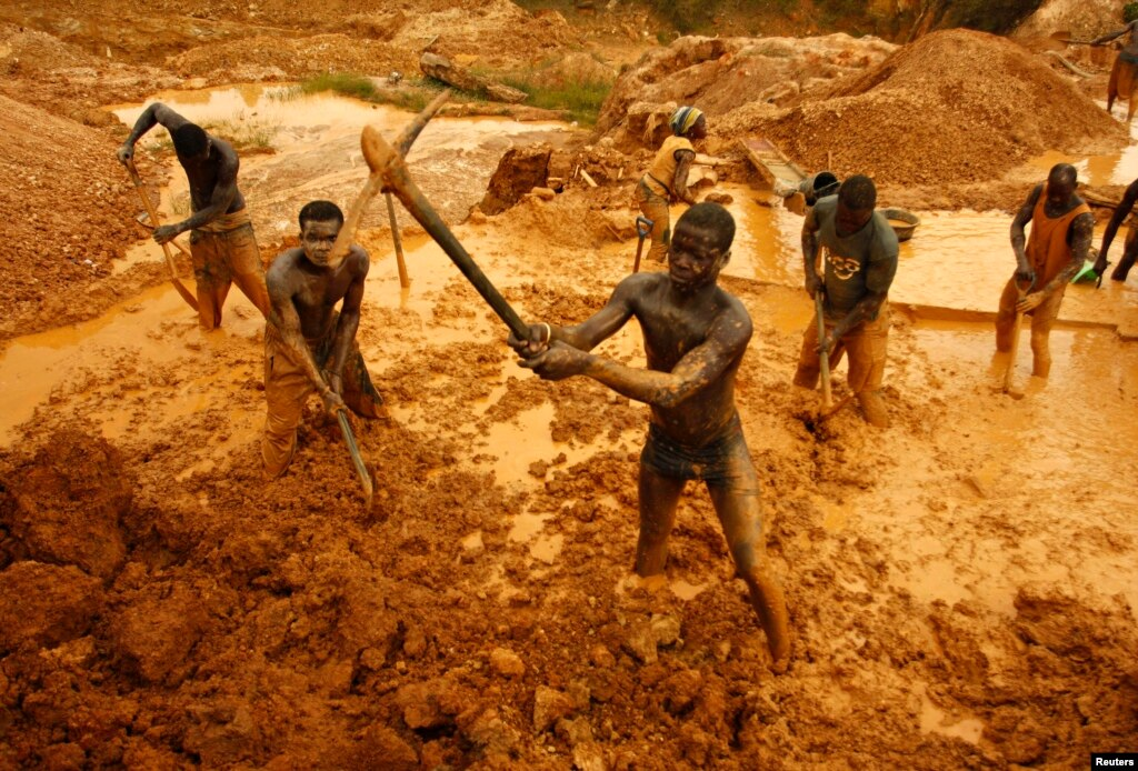 Ghana Expels Illegal Chinese Gold Miners Watermelon Wallpaper Rainbow Find Free HD for Desktop [freshlhys.tk]