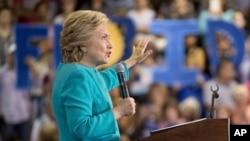 Nếu bà Hillary Clinton trúng cử rất có thể sẽ mở ra những hướng mới cho người phụ nữ ở xã hội Hoa Kỳ.