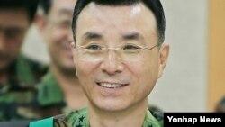 2일 한국 육군참모총장에 내정된 조정환 대장. (자료 사진)