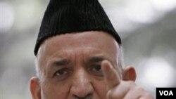 Presiden Afghanistan Hamid Karzai kembali mengeluarkan peringatan keras terhadap NATO (31/5).