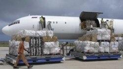 کمک های انساندوستانه به سومالی رسید