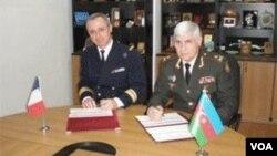 Azərbaycan-Fransa görüşü