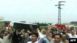 Demonstracije u Siriji, 19. april, 2011.