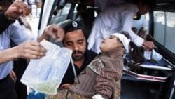 بمب انداز انتحاری ۱۲ تن را در پاکستان کشت
