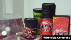 Một số các loại thuốc kích thích ở New Zealand