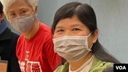 香港記者協會前主席麥燕庭表示,北京開始收編香港官方傳媒,包括香港電台及鳳凰衛視,落實全面管控。(撐公共廣播運動截圖)