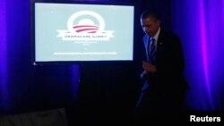 El gobierno del presidente Barack Obama había mantenido en secreto las cifras de inscritos al Obamacare.
