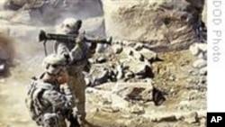 三名美国军人在阿富汗丧生