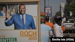 Le nouveau président du Burkina Faso