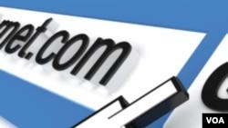 """Un 46% de los dominios en la internet actualmente terminan en """".com""""; """".de"""" y """".net"""" cada uno representa un 7%."""