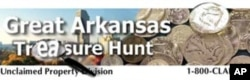 The folks in Arkansas are serious about getting you your money -- if you're entitled to it.