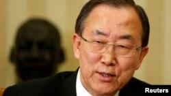 Generalni sekretar Ujedinjenih nacija, Ban Ki-mun