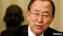 Tổng thư ký LHQ Ban Ki Moon cho biết chưa thể ấn định ngày giờ cho hội nghị Geneve do Liên hiệp quốc bảo trợ.