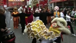 London Set For Huge Chinese New Year Celebrations