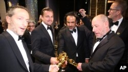 88th Academy Awards - Backstage