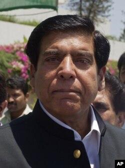 巴基斯坦執政黨提名阿什拉夫為總理候選人