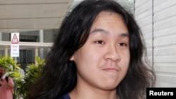 Blogger Amos Yee.