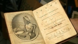 A rare signed edition of Phillis Wheatley's poetry from 1773