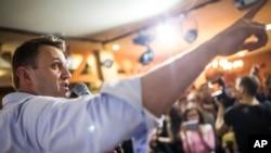 На фото: Олексій Навальний