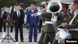 Dushanbe, 5-oktabr, 2012