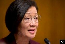 夏威夷民主党参议员广野庆子
