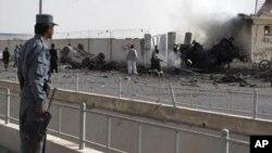 阿富汗發生多宗襲擊