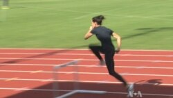 US Athletes Confident Before Olympic Track & Field Competition