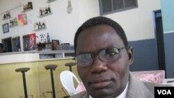 Angola FNLA segundo secretário em Malanje para assuntos sociais Ntsinga Matuvanga