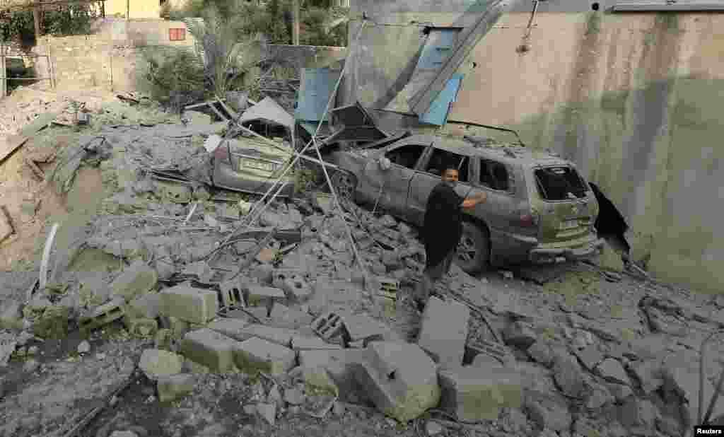 اسرائیل اور فلسطینی علاقے غزہ پر حکمران 'حماس' نے انسانی ہمدردی کی بنیاد پر 72 گھنٹوں کے لیے جنگ بندی پر اتفاق کیا تھا۔