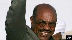 Le président Omar el-Béchir du Soudan, 21 mars 2009