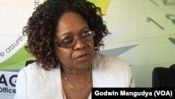 Amai Mildred Chiri vanotungamira hofisi yekufambiswa kwemari dzehurumende