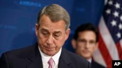 Chủ tịch Hạ viện Mỹ John Boehner of Ohio