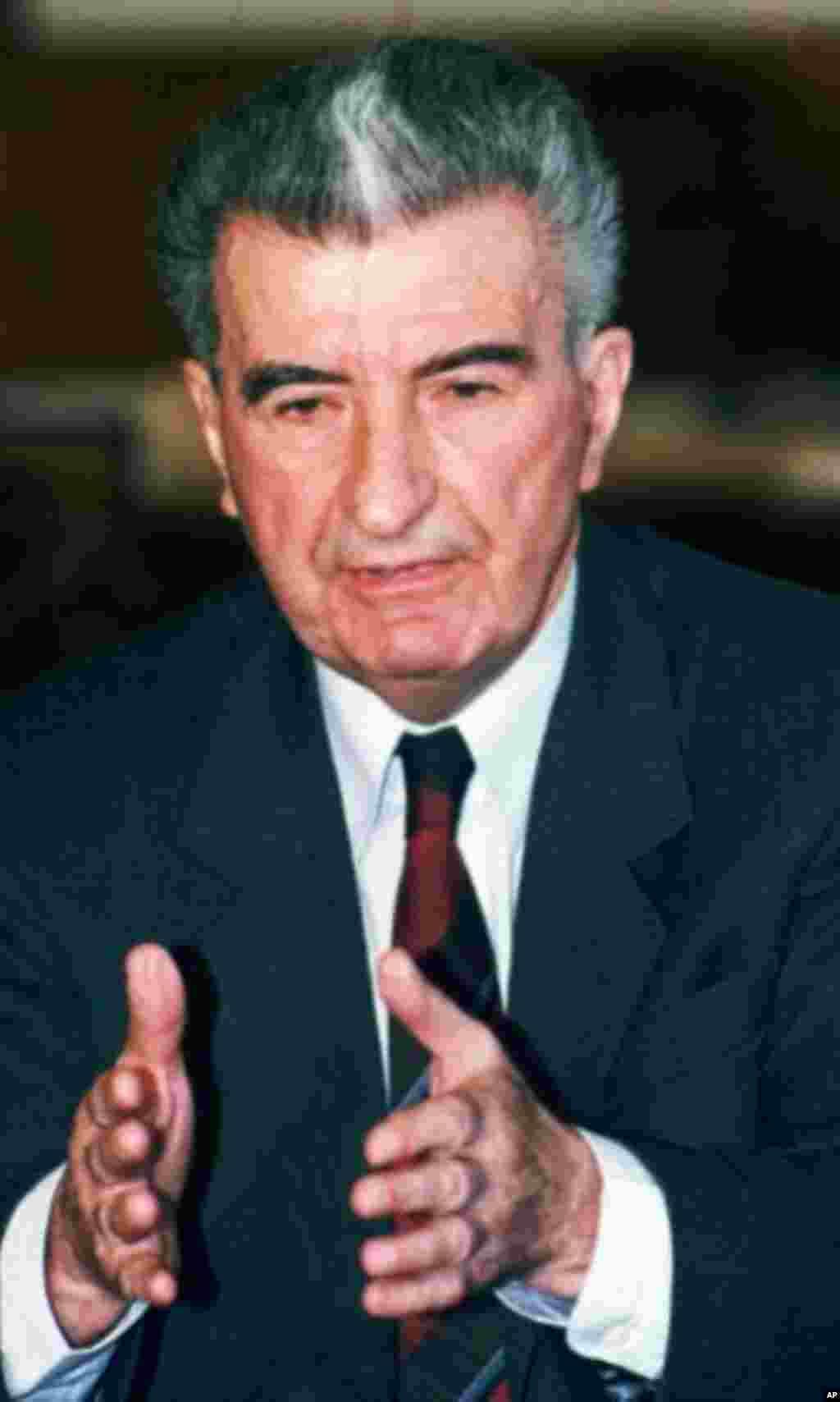 Киро Глигоров, Претседател на Македонија